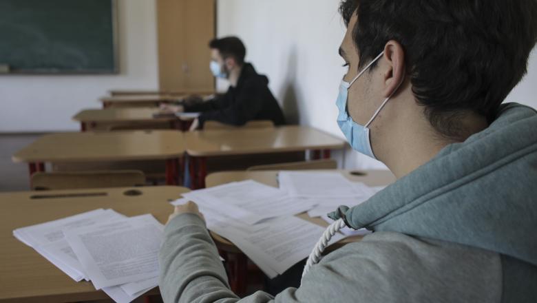 Apoape 1400 de candidați vor susține examenul de Bacalaureat în județul Covasna