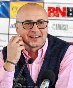 Fotbal: Grozavu (Sepsi OSK) - Sper să îi facem fericiţi pe suporteri şi să aducem Cupa României la Sfântu Gheorghe