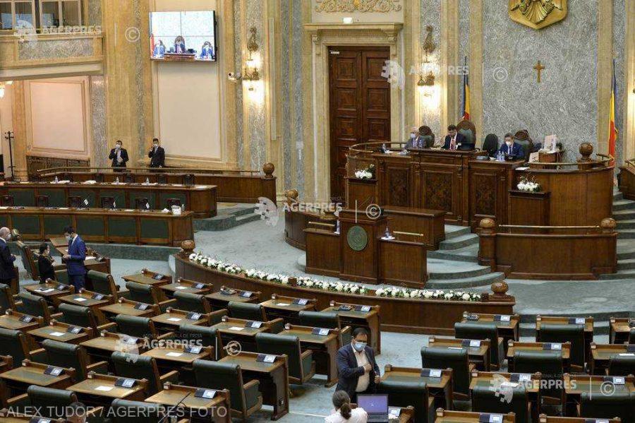 Senat - Comisia juridică a decis să reia marţi dezbaterile la proiectul legii carantinării şi izolării