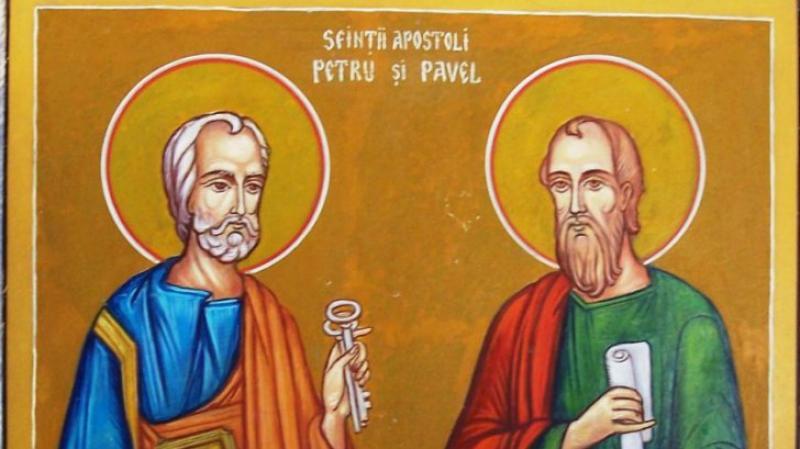 TRADIȚII: Sărbătoarea Sf. Petru şi Pavel sau Sânpetru de Vară