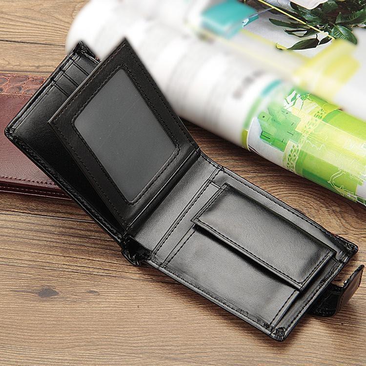 4 tipuri de portofele bărbați esențiale