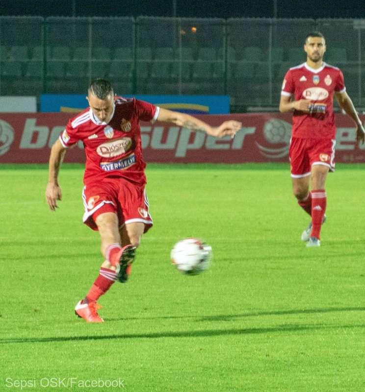 Liga I: Sepsi OSK Sfântu Gheorghe - FC Voluntari 1-2, în play-out