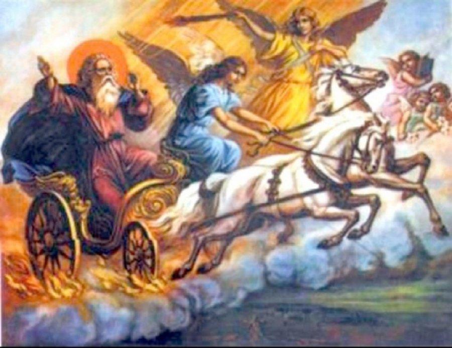 Tradiţii: Sf. Ilie, Divinitate a Soarelui şi a Focului