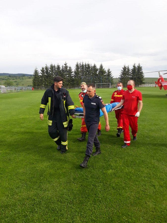 Pompierii din Baraolt şi bilanțul primei luni – 15 intervenții salvatoare