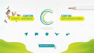 Se lansează ediția a doua  Com'ON Sfântu Gheorghe