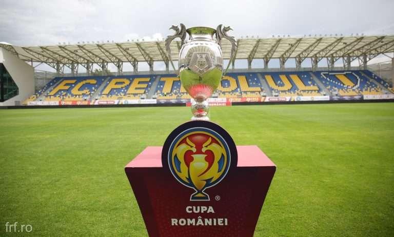 Fotbal: Finala Cupei României se va juca la Ploieşti