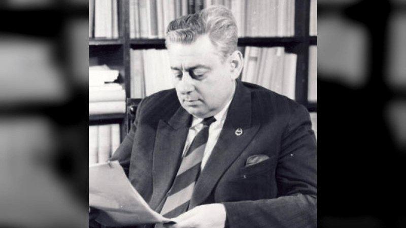 O PERSONALITATE PE ZI: Lingvistul Alexandru Graur, membru al Academiei Române