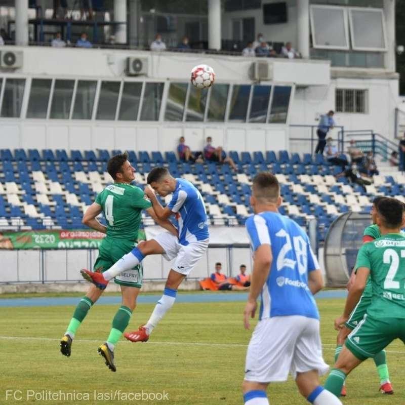 Fotbal: Sepsi OSK Sfântu Gheorghe, calificată în premieră în finala Cupei României
