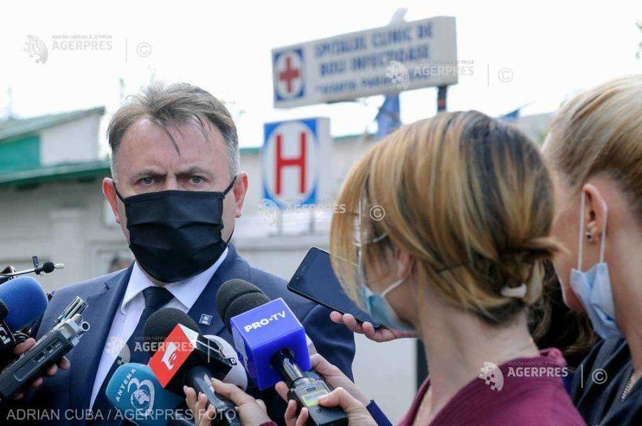 Tătaru, despre realizarea spitalului regional de la Braşov: Implicarea Ministerului Sănătăţii rămâne totală