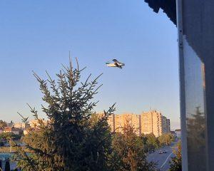 USR afirmă că substanţa folosită pentru dezinsecţia municipiului Sfântu Gheorghe nu corespunde standardelor UE