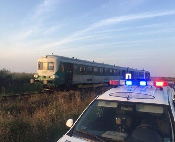IPJ COVASNA: Astăzi în jurul orelor 10.00 la trecerea la nivel cu calea ferată, în localitatea Malnaș Băi s-a produs un accident.