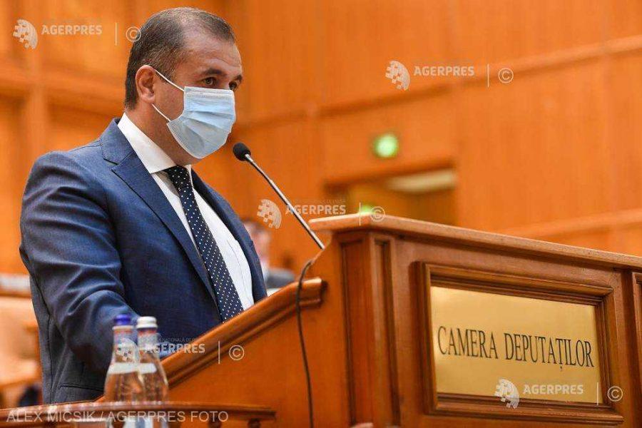 Proiectul privind carantinarea şi izolarea - consens parlamentar; Pro Europa a votat împotrivă (dezbateri)