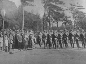 100 de ani de la intrarea armatei române în Budapesta