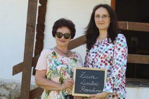 """""""Să iubim și să cinstim limba română, fiind recunoscători celor care au conservat-o în lada de zestre a neamului nostru!""""- prof. Maria Stoica"""