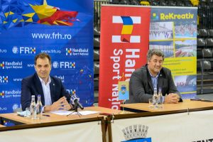Protocol pentru înfiinţarea unui Centru de excelenţă al handbalului feminin la Sfântu Gheorghe
