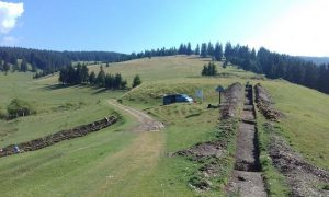 Campanie arheologică la situl Șoimeni, comuna Păuleni-Ciuc, jud.Harghita-august 2020