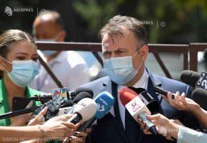 Tătaru: Începem evaluările, iar la data de 7 septembrie vom cunoaşte gradul de transmitere a virusului în fiecare localitate