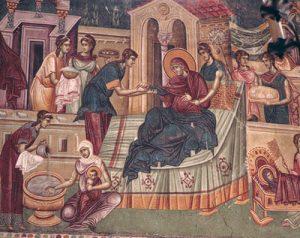 Tradiţii  Naşterea Maicii Domnului sau Sfânta Marie Mică