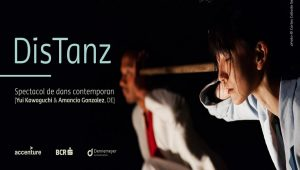 "Spectacol internațional de dans contemporan intitulat…""DisTanz"""