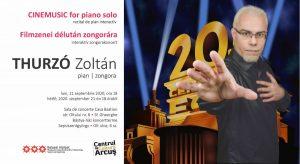 Invitație la recitalul de pian interactive, la Centrul de Cultură Arcuș, luni.