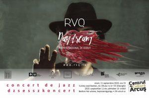 RVQ concert la Centrul de cultură Arcuș, mâine