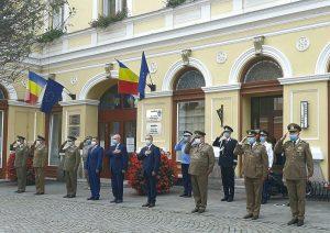 Prefectul Iulian Todor: În 8 septembrie 1944, Sfântu Gheorghe a fost pus pe harta lumii libere şi civilizate