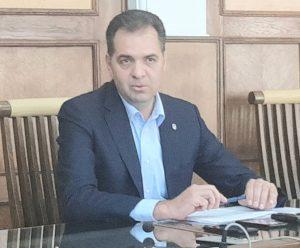 Primarul municipiului Sfântu Gheorghe, Antal Arpad, testat pozitiv la COVID-19