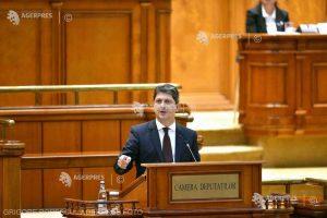 Corlăţean (PSD): Iohannis dispreţuieşte simbolistica naţională românească; retrimiterea la Parlament a legii Tratatului de la Trianon îl descalifică