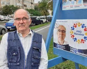 INTERVIU cu dl. Niculae Gheorghe Ivan, candidat al PRO România pentru un mandat de consilier în Consiliul Local Sfântu Gheorghe