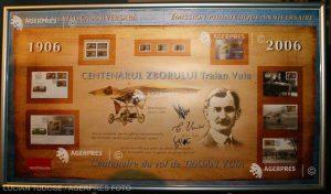 O PERSONALITATE PE ZI: Traian Vuia, pionier al aviaţiei româneşti şi mondiale