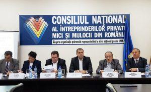 Consiliul Naţional al IMM-urilor: Creşterile de cheltuieli votate de Parlament vor reduce resursele pentru investiţii
