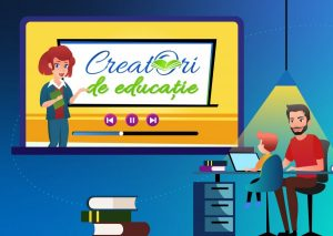 """Dascăli covăsneni, pe lista finaliștilor selecției naționale """"Creatori de educație"""""""