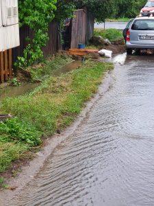 Fonduri alocate pentru lucrări de reparare a distrugerilor cauzate de inundaţii