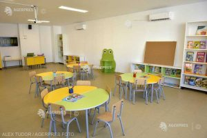 Ghid pentru noul an şcolar: Accesul părinţilor/aparţinătorilor în spaţiul interior al grădiniţei nu va fi permis