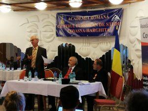 PROGRAMUL Sesiunii Naţionale de Comunicări Ştiinţifice Românii din sud-estul Transilvaniei. Istorie. Cultură. Civilizaţie, ediţia a XXVI-a