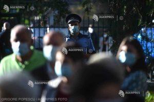 Incidenţa cazurilor de COVID-19 a depăşit 3/1.000 în Sfântu Gheorghe; masca obligatorie, şcolile online