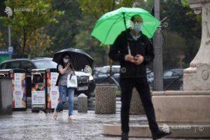 ANM: Variaţii termice semnificative şi ploi însemnate cantitativ în majoritatea regiunilor, în următoarele două săptămâni