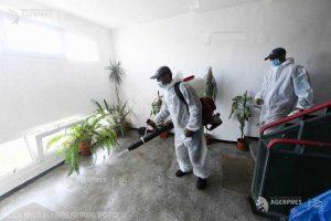 Primăria Sfântu Gheorghe şi mai multe instituţii din subordine - închise luni pentru dezinfecţie