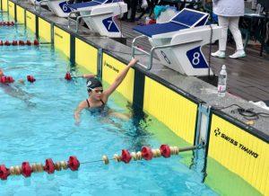 Înotătoarele legitimate la ACS Ciprian Sfântu Gheorghe au obținut rezultate bune la  Campionatul Național de Înot pentru copii