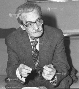 O PERSONALITATE PE ZI: Lingvistul Ion Coteanu