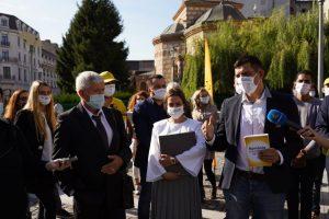 Mircea Diaconu votează AUR la alegerile parlamentare
