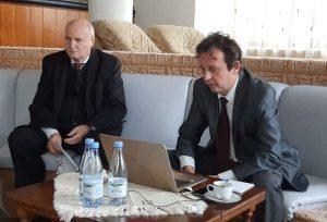 Universitatea de la Izvoru Mureşului  Structuri etnice şi confesionale în judeţele Covasna, Harghita şi Mureş