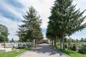Cimitirul comun va fi deschis inclusiv în weekend