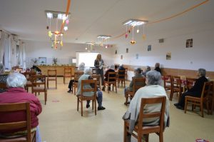 Ziua Internațională a vârstnicilor, în vremea pandemiei