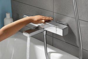 Baterii termostatate de la Grohe, ideale pentru reducerea consumui de apa