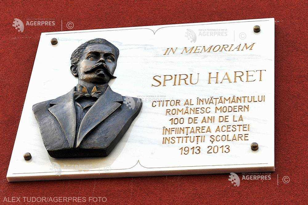 O PERSONALITATE PE ZI: Spiru Haret, reformatorul şcolii româneşti