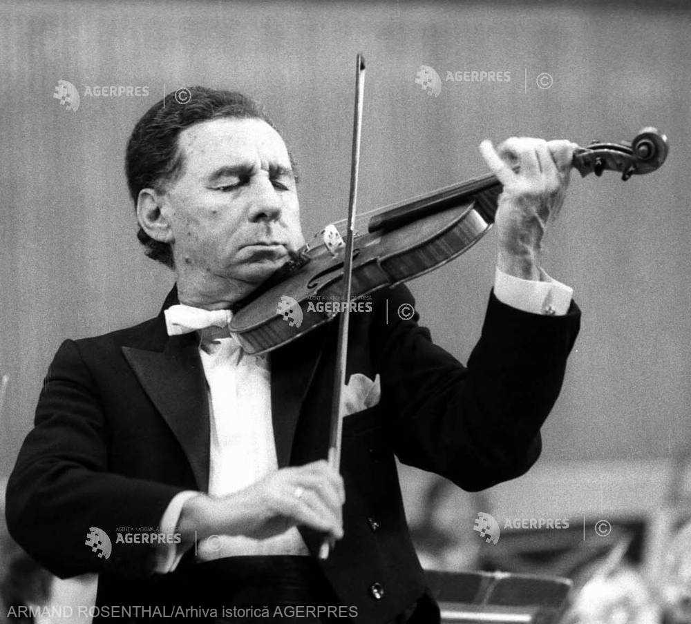 O PERSONALITATE PE ZI: Violonistul Ion Voicu