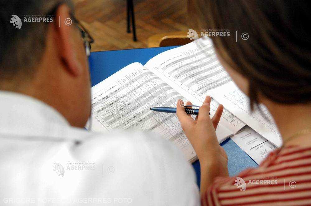 Ministerele Educaţiei şi Sănătăţii au prezentat formularul de consimţământ pentru testarea antigen a copiilor