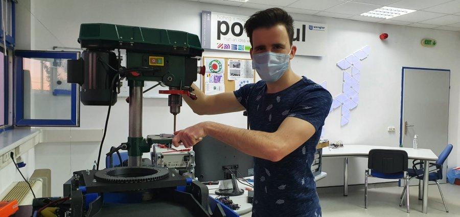 Sibiu: Lecţie de reuşită în pandemie, oferită de elevii medaliaţi la Olimpiada Geniilor din SUA