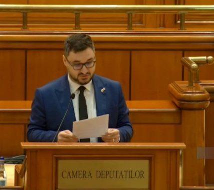 Dan Tanasă acuză o decizie antiromânească în Parlament: Pentru maghiari și romi s-a putut, pentru românii din Harghita și Covasna nu